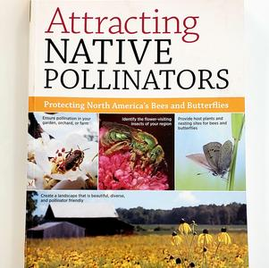 Hardgoods Book Attracting Native Pollinators